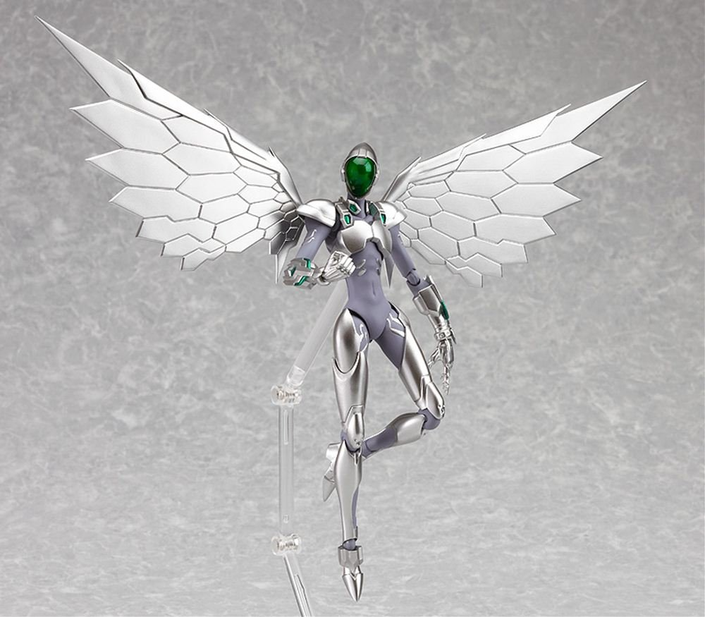 Amazon Max Factory Accel World Silver Crow Figma Action Figure Toys Games