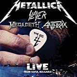 Metallica/Slayer/Megadeth/Anthrax - The Big 4: Live From Sofia, Bulgaria