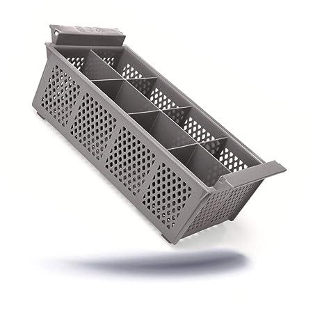 Kerafactum cubertería cesta de lavado para cubertería y ...