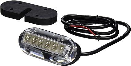 TH Marine LED-51868-DP Underwater Light Green