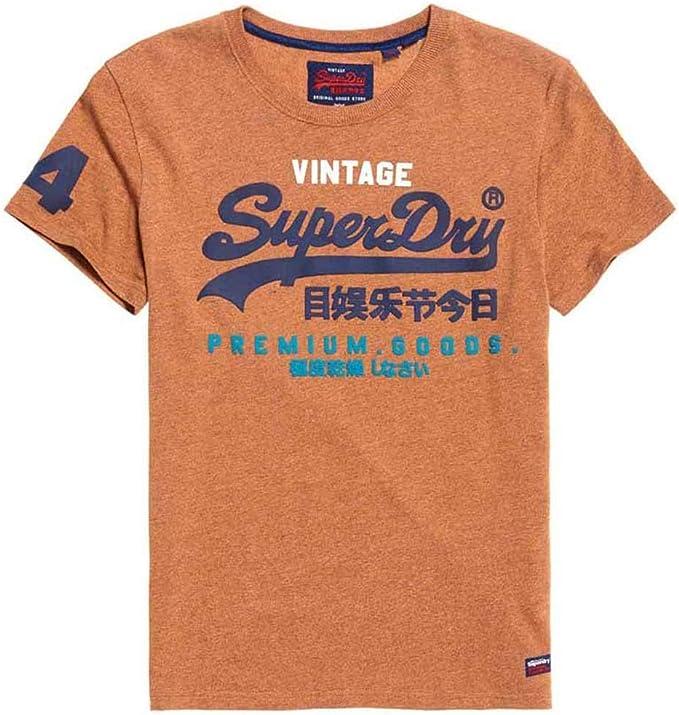 Superdry Premium Goods Tri tee Camiseta de Tirantes para Hombre: Amazon.es: Ropa y accesorios