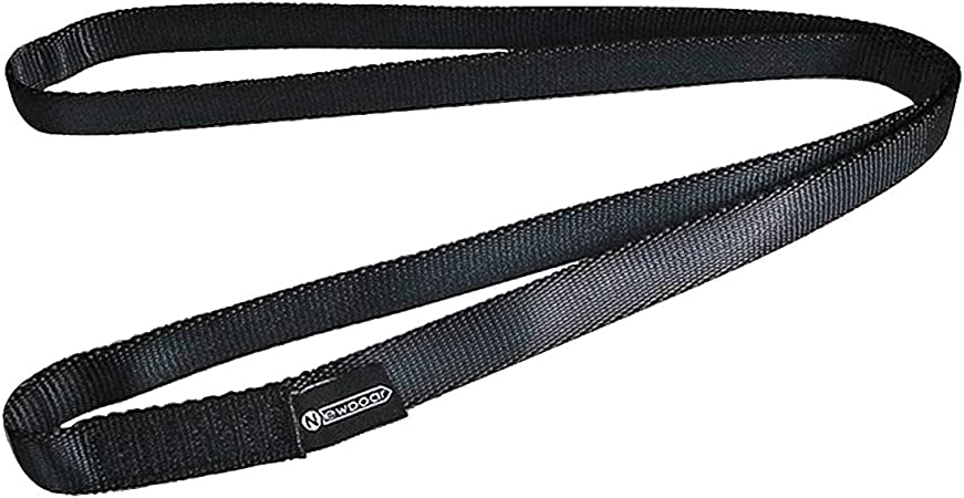 Rot 24 1pcs Newdoar 16mm Nylon Sling Runners 23kN Rock Climbing Loop Lightweight Yoga Slinging
