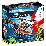 PLAYMOBIL® Venkman with Helicopter Building Set (37 Piece)