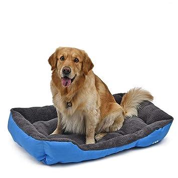 Amazon.com: Maiw - Cama para mascotas de lujo, super felpa ...