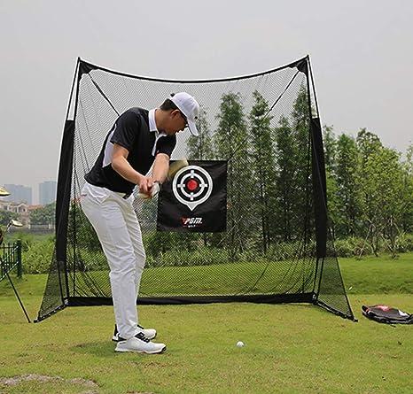 hyy Práctica De Bateo De Golf Portátil para Deportes Al Aire Libre ...