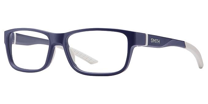 Smith Optics OUTSIDER SLIM MATTE BLUE men Eyewear Frames: Amazon.co ...