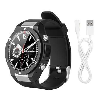 VBESTLIFE Microwear Elegante Reloj Inteligente Pulsera del Deporte con Podómetro 5MP de Actividad, Monitor de