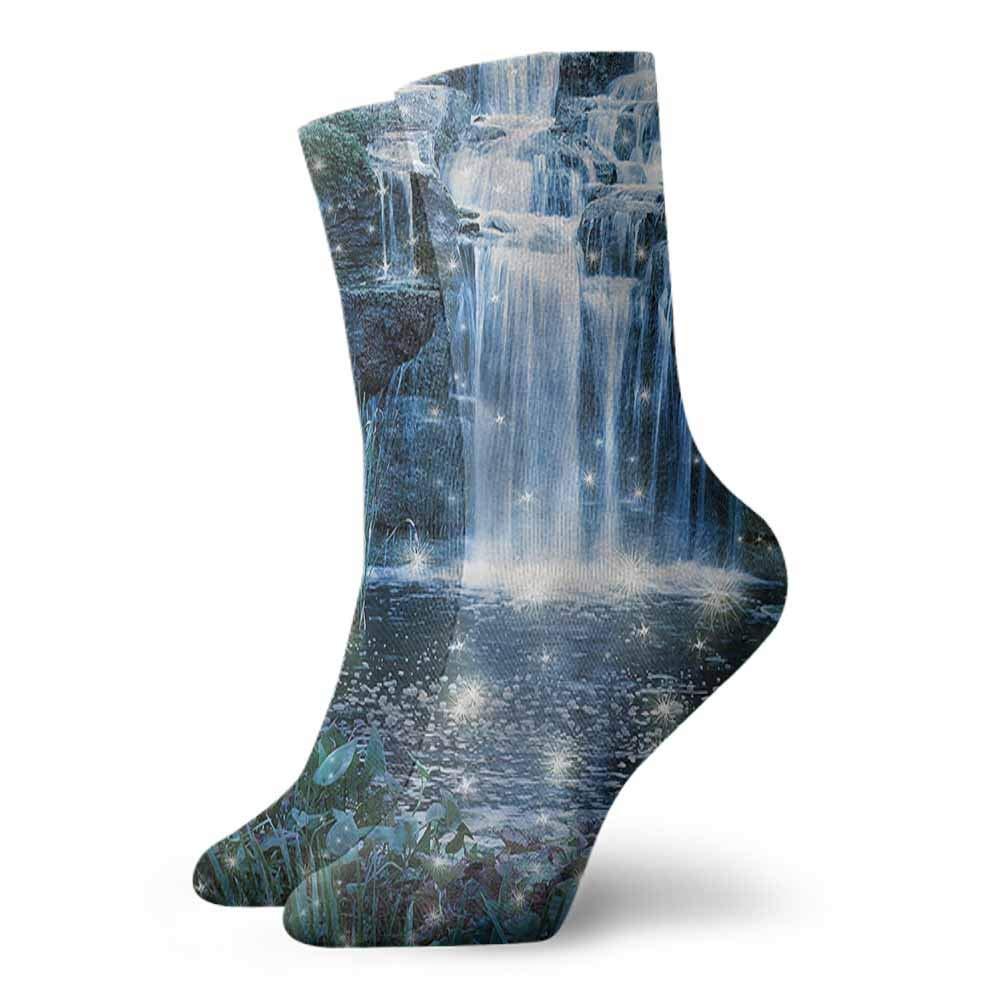 Socks Cute Magenta,Triangular Style Pattern,socks men pack