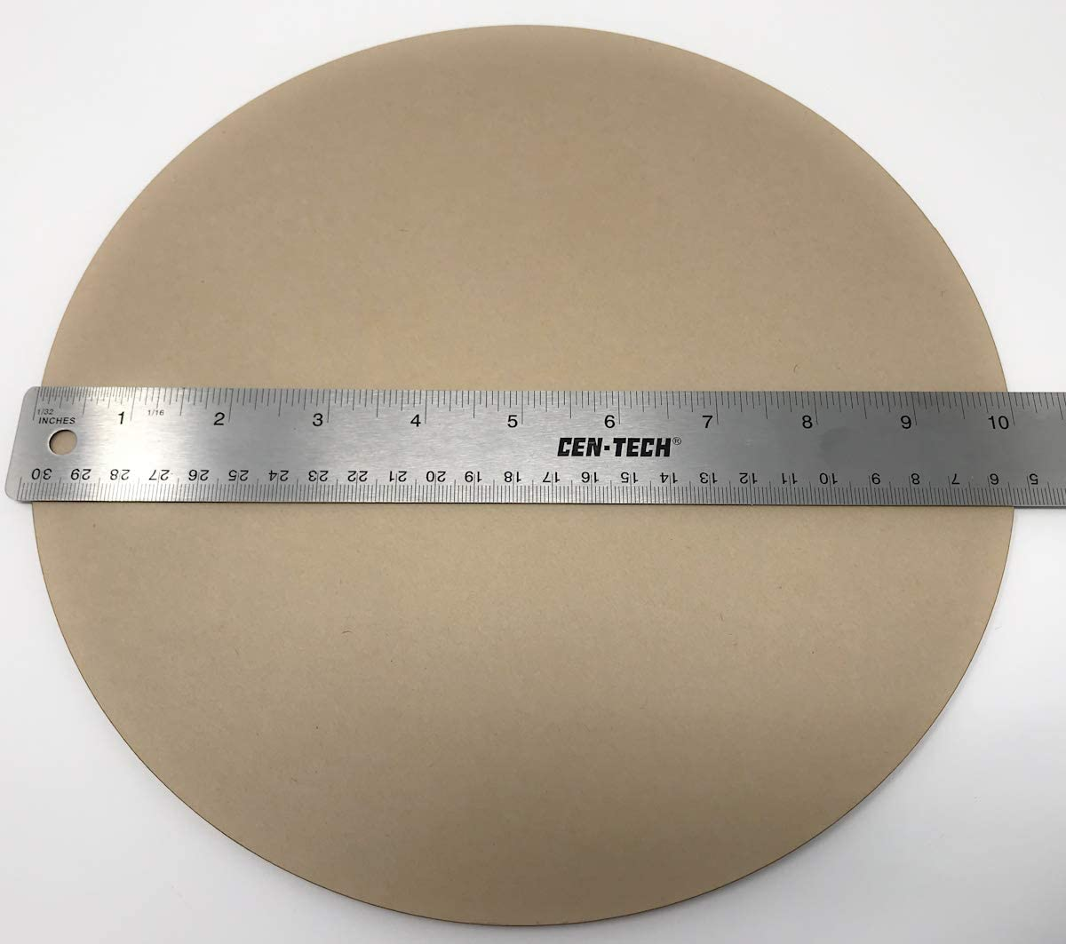 """5 Pcs 6/"""" Dia x 1//16/"""" Thick Laser Cut Clear Cell Cast Acrylic  Disks"""