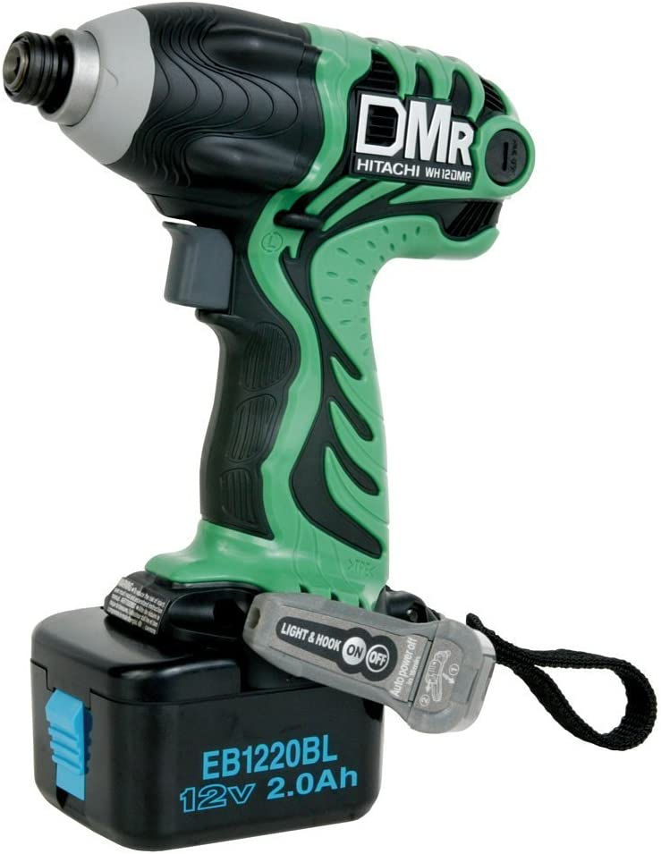 Hitachi WH12DMR 12-Volt Ni-Cad Cordless Impact Driver Discontinued by Manufacturer