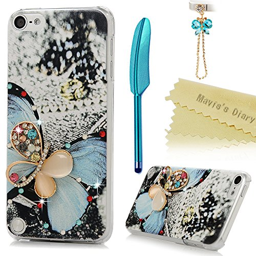 ipod 5 cases with gems - 5