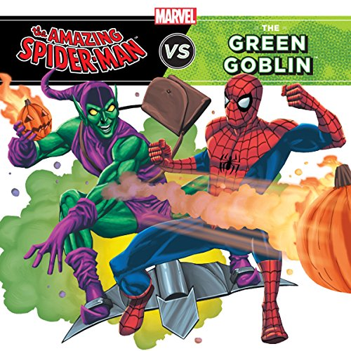 Goblin Spider Green Man - The Amazing Spider-Man vs. Green Goblin (Marvel Storybook (eBook))