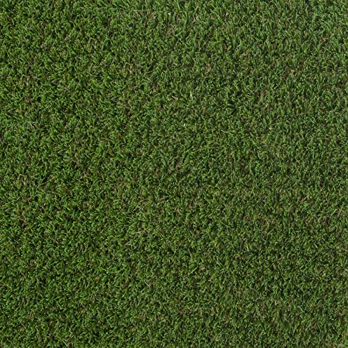 247Floors Sanderling 30mm Realistic Artificial Grass Natural Look Lawn Turf 2m 4m Wide (9.5m x 4m / 31ft 2″ x 13ft 1″)