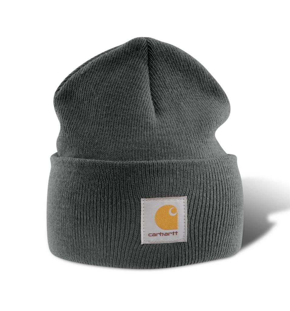 0862b4a4bd Carhartt Watch Hat Bonnet de travail, Taille unique, gris foncé