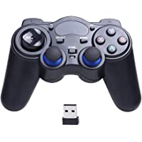 Crazy-Store Universal 2.4G Wireless Game Gamepad Joystick for Android TV Box Tablets PC