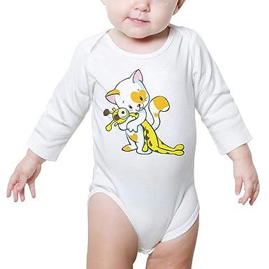 92b94953c2bbe epoyseretrtgty Long Sleeve Newborn Baby Clothing cat with Giraffe Skin  Cartoon Summer Outfits