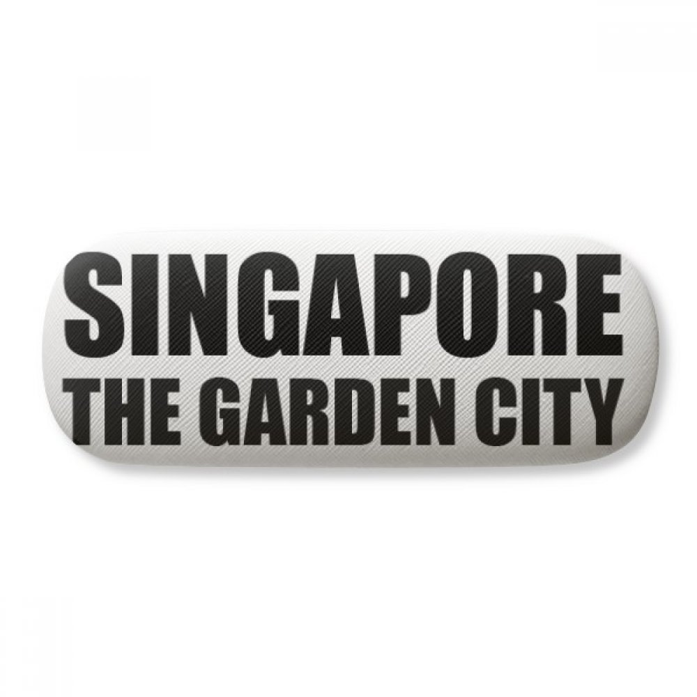 Singapore The Garden City Glasses Case Eyeglasses Clam Shell Holder Storage Box
