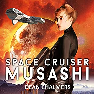 Space Cruiser Musashi Audiobook