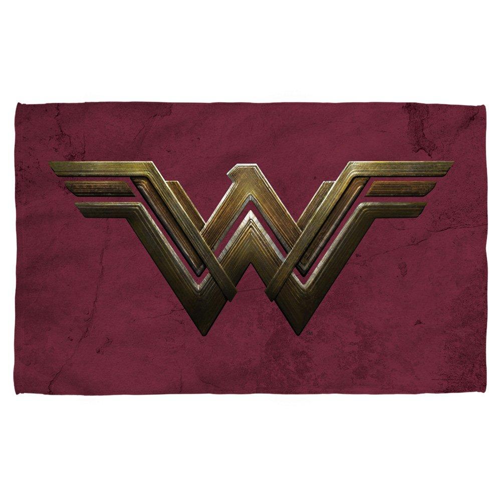 Wonder Woman Movie Wonder Woman Logo Beach Towel (30'' x 60'')
