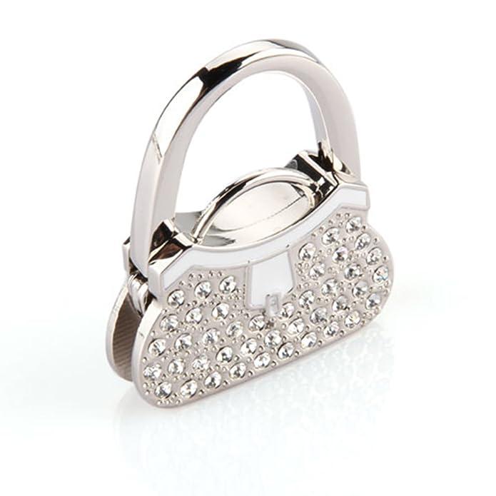 Mesa plegable Metal diamantes de imitación bolso de mano Monedero ...