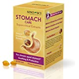 Sino-Sci Stomach Care - Stomach Relief of Stomach Gas and Bloating, Stomach Digestion, Relieve Heartburn and Acid Reflux…