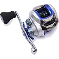 Entsport Sirius Bait Casting Reel Low Profile Casting Reel Sleek Baitcaster Super Light Reel Ultra Smooth Cast Reel