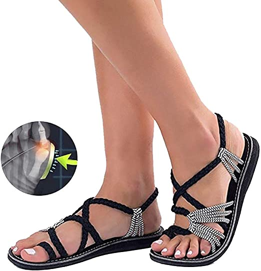 orthopedic gladiator sandals