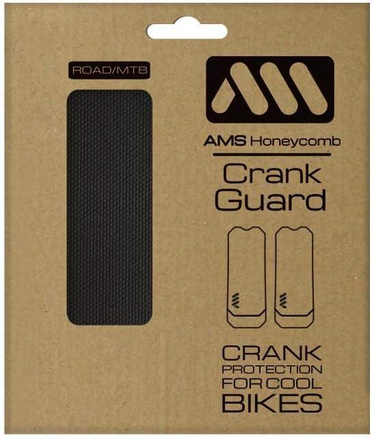 All Mountain Style AMS Protector de las manivelas de los pedales – Protege las manivellas de tu bicicleta de posibles rayadas y golpes