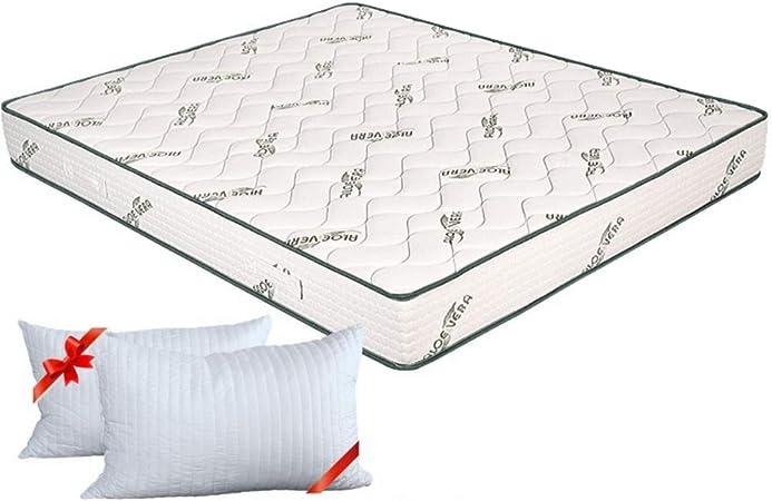 Matratze 20 cm Doppelbett aus Wasserschaum 180x200 Comfort