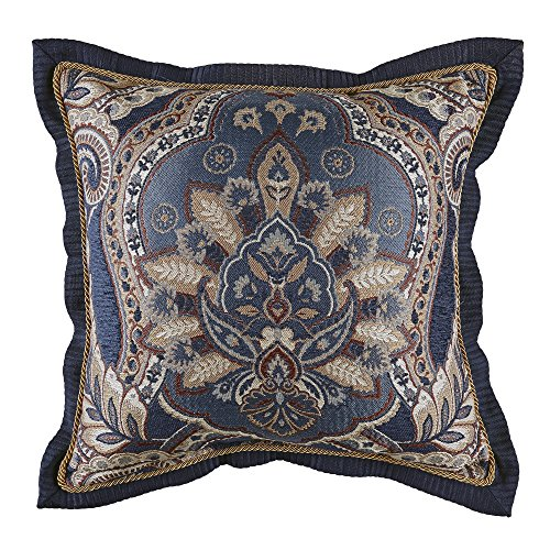 CROSCILL Aurelio 18 x 18 Square Pillow