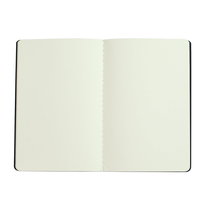 Amazon.com: Juego de 6 cuadernos de viaje con tapa blanda y ...