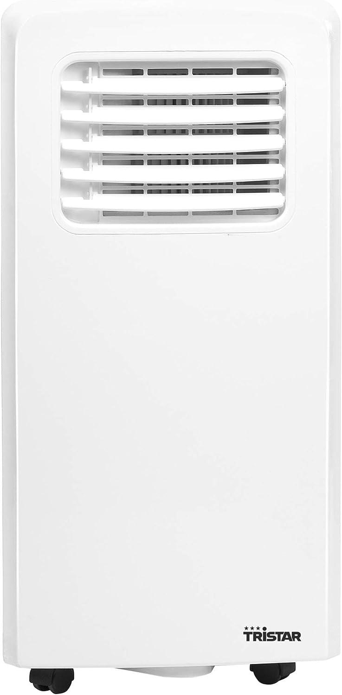 Climatiseur mobile Tristar AC-5531, 10 500 BTU et 3kw, fonctions refroidissement, déshumidification et ventilation