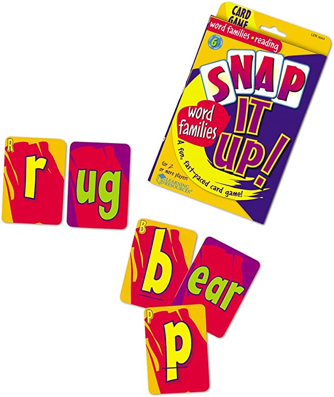 My First TIMES TABLES SNAP Cards ~ The Smarter Way to Play Snap /& Pairs 52 Cards