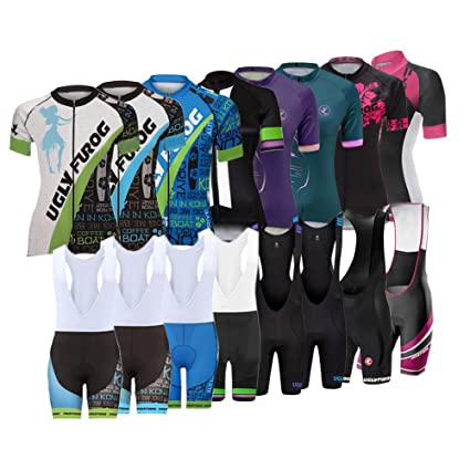 Uglyfrog 2017 Women Short Sleeve Cycling Jersey Outdoor Sports Summer Style  Bike Clothes Top CCJ03 5e5aef90a