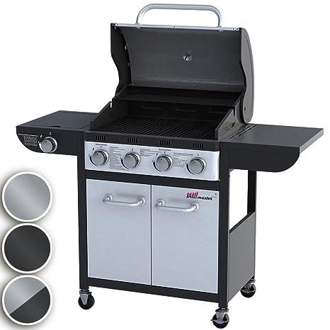 Broil-master BBQG05DE barbacoa parrilla de gas 4 más 1 DE/CH ...