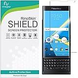 RinoGear BlackBerry PRIV Screen Protector Case Friendly Screen Protector for BlackBerry PRIV Accessory Full Coverage…