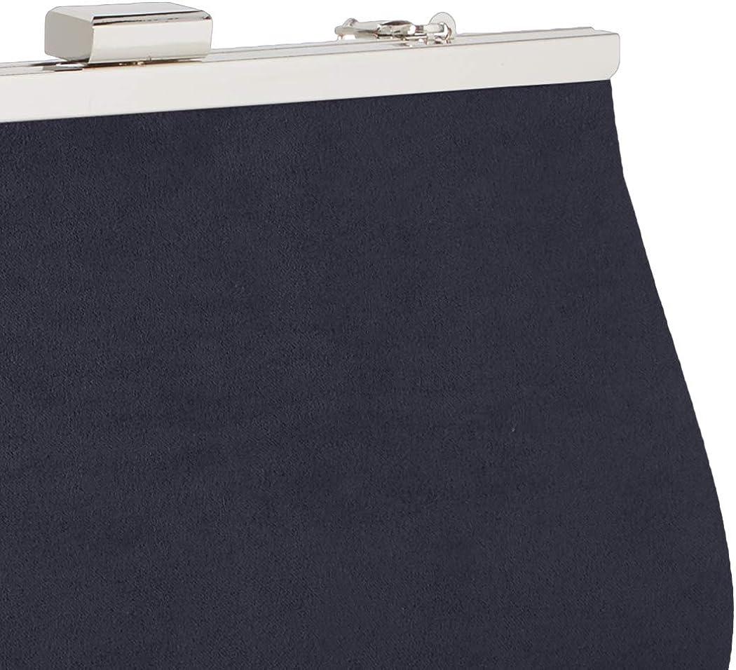 N.V Bags Damen K901 Clutch 4x12x23 Centimeters