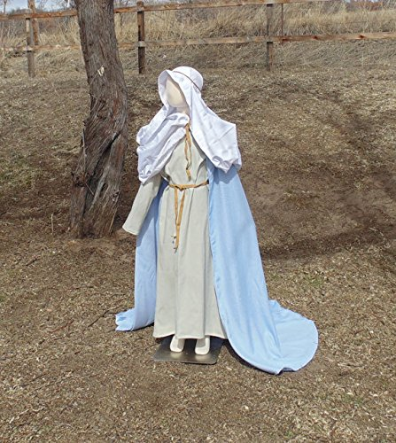 Boys 8-10 Bible Character With Cape and Cowl by Fru Fru and Feathers Costumes & Gifts
