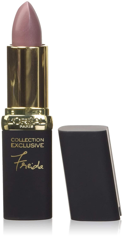 L'Oreal Paris Colour Riche Collection Exclusive Lip Color, Freida's Nude [350] 0.13 oz