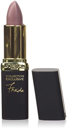 L Oreal Paris Colour Riche Collection Exclusive Lip Color, Freida s Nude 350 0.13 oz