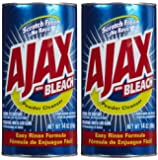 Ajax Powder Cleanser With Bleach - 14 oz - 2 pk