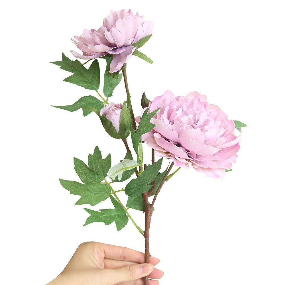 Amazon Artificial Flowers Longay Artificial Silk Fake Flowers