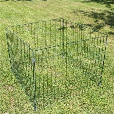 Estexo H&G - Compostador para jardín (Alambre, Malla, para ...