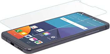 StilGut display protettivo in vetro temperato ultraresistente e invisibile per LG G6 2 pezzi