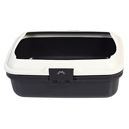 Buy Animal Treasures Deluxe Lift and Sift Cat Pan Online at Low