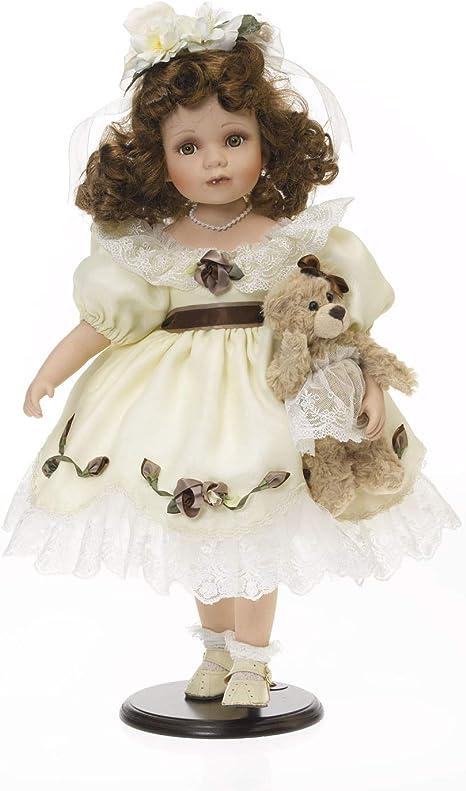 Artista collezione di bambole