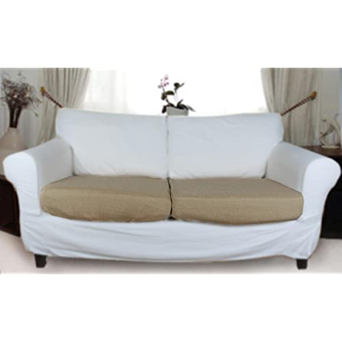 Sofa Covers Amazon: Sofa Cushion Covers: Amazon.co.uk