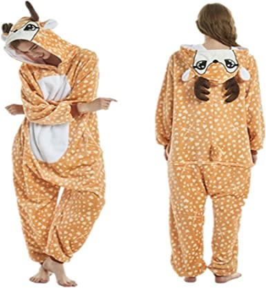 Role Playing Pijamas Animal Lindo de la Historieta de una ...