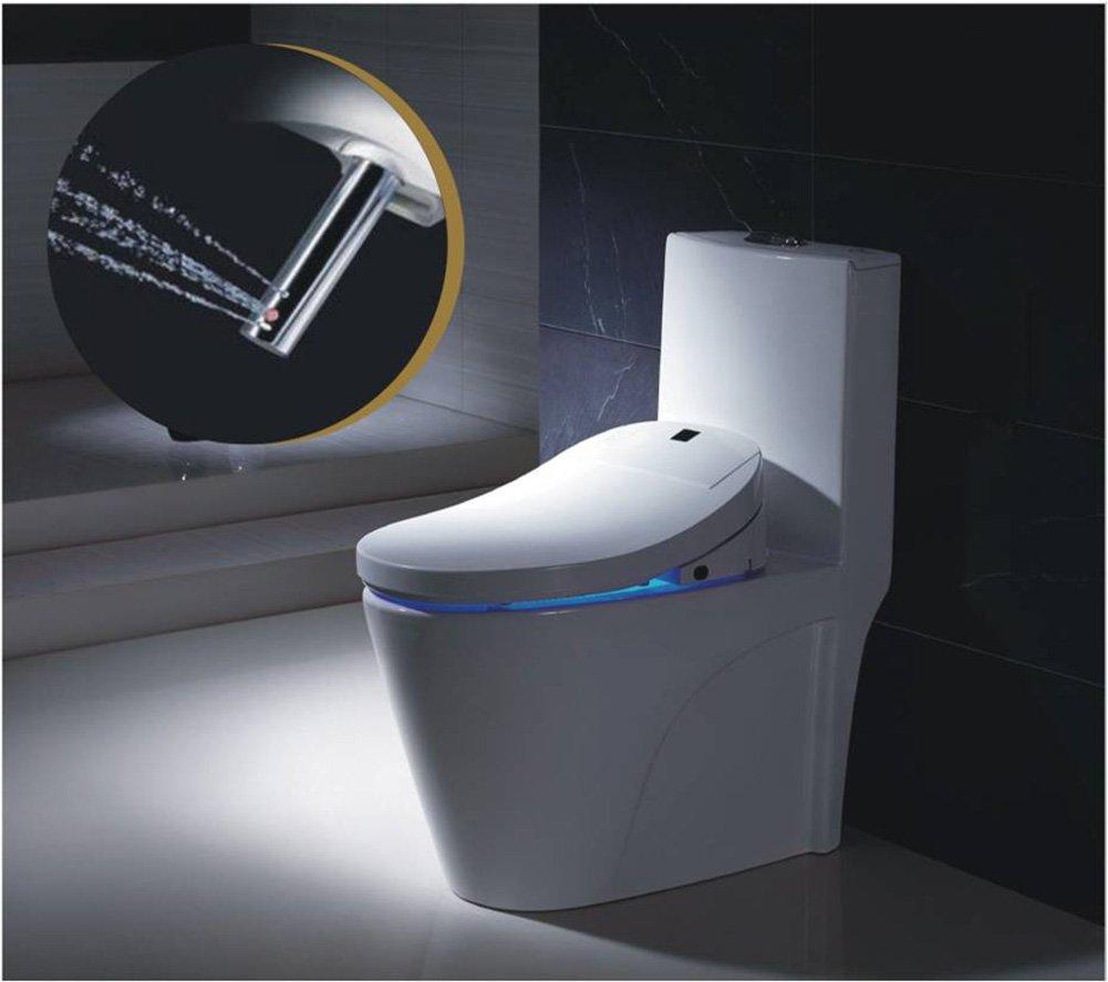 Admirable Amazon Com Oppein Smart Toilet Seat Cover Automatic Bidet Inzonedesignstudio Interior Chair Design Inzonedesignstudiocom