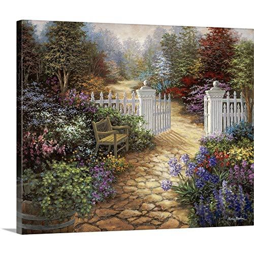 Gateway to Enchantment Canvas Wall Art Print, 24